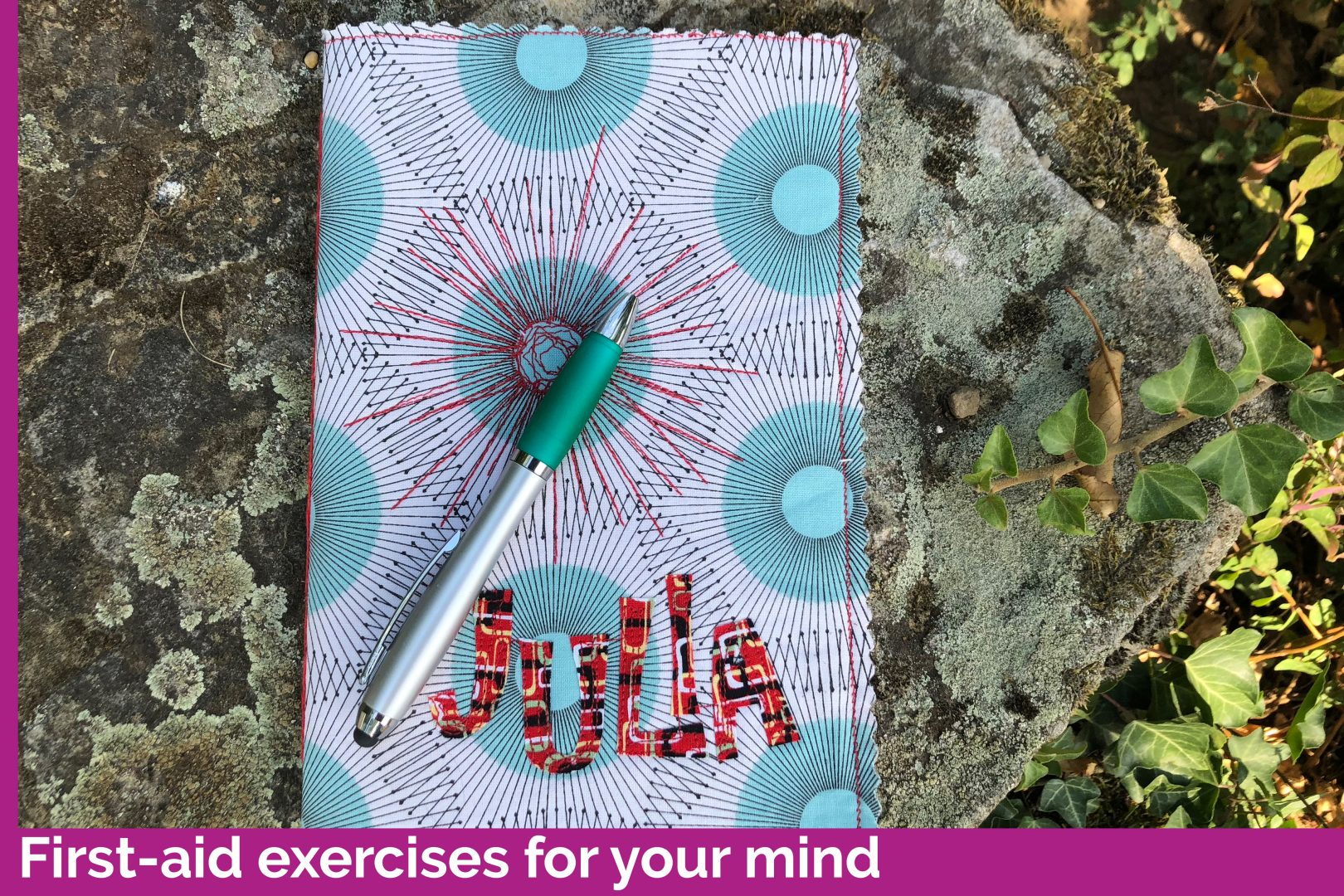 First-aid exercises for your mind